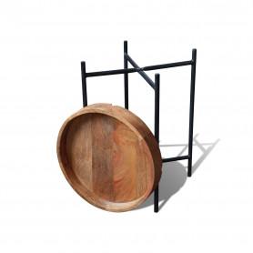 Кофейный столик лофт Столик из массива манго, АНИЯ